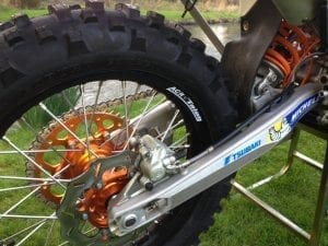 Endurotyres WPB Bike