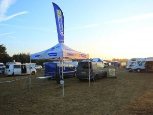 Endurotyres at event