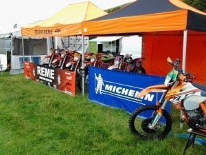 Team Reme at Event