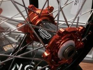 Talon wheels