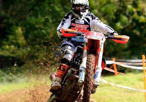 Daryl Bolter Enduro Rider