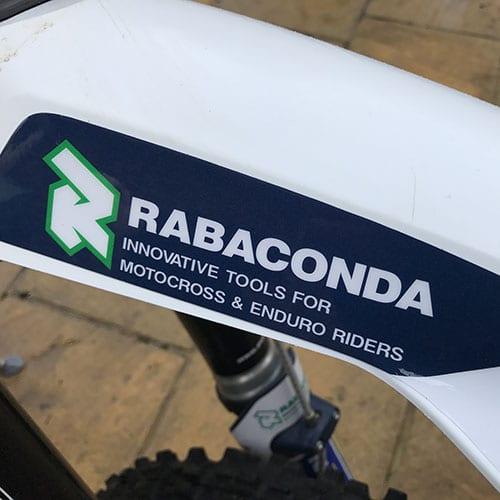Rabaconda tyre changer