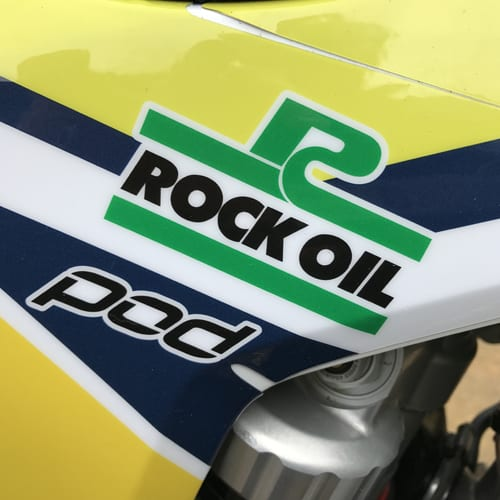 Rock Oil, racing oils and lubricants