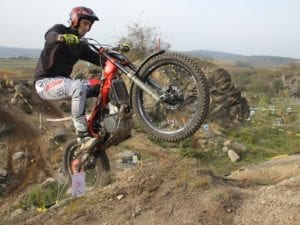 Trial riding days