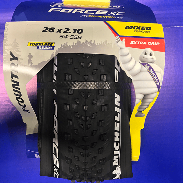 Michelin Force Tyre