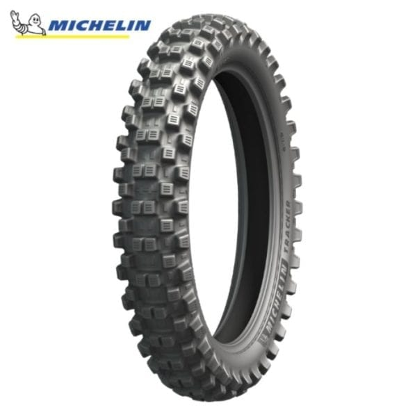 120/90 – 18 M/C 65R Michelin Tracker - Rear TT