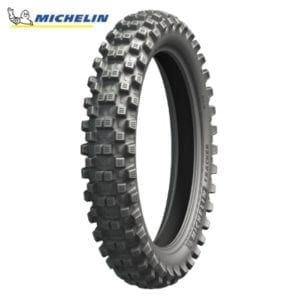 110/90 – 19 M/C 62R Michelin Tracker - Rear TT