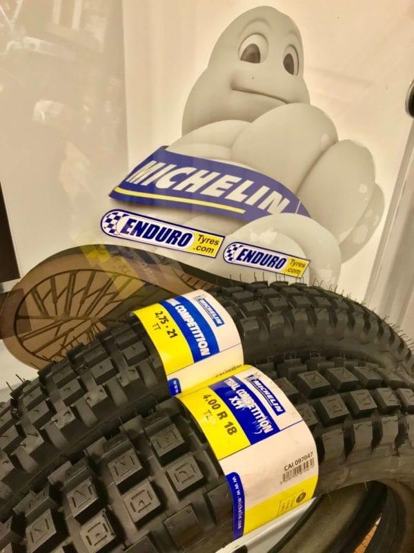 X11 Trials Tyres Combo Deal