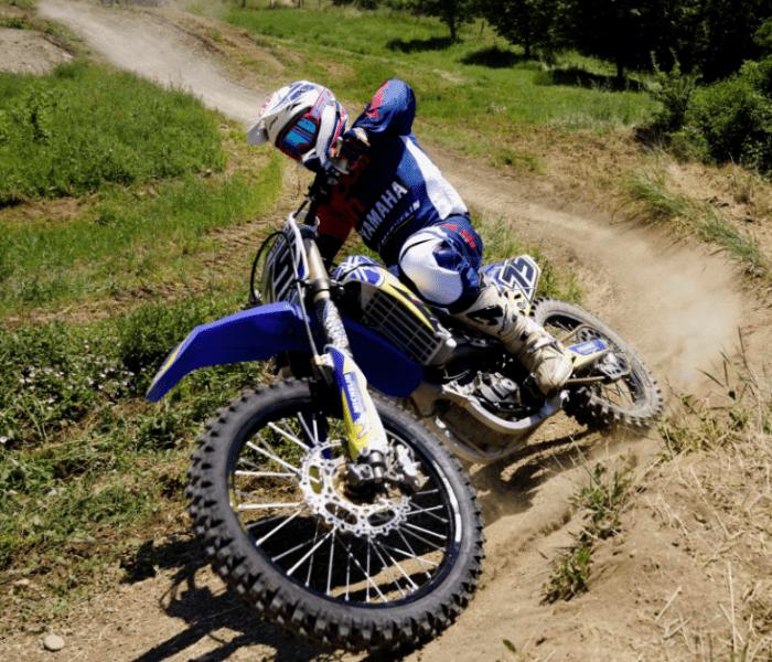 Michelin tracker tyre
