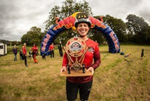 Katie Wakley Michelin MTB tyres