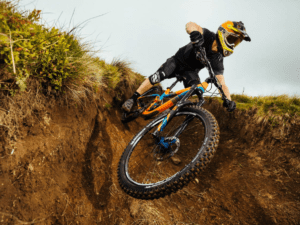 Supported riders using Michelin MTB tyres