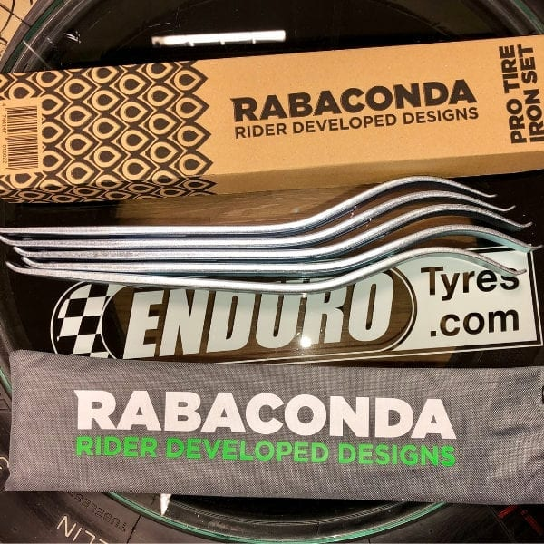 Rabaconda Tyres Levers set